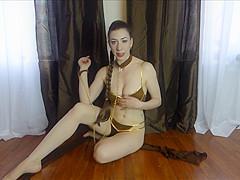 Slave Leia's SPH with Nudity - SammyStrips