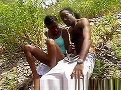 ebony outdoor