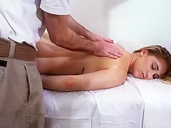 Sierra Nicole - Swallowing The Massuer Semen