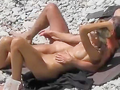 swingers fucking in the beach