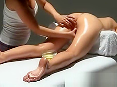Lesbian Multiple Orgasms Sex Massage Oil