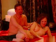 Horny couples swinging and fucking hard