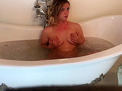 Stepson catches me cheating so I let him fuck me too - Erin Electra