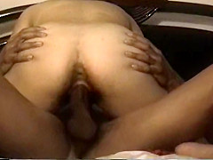 Ex gf with huge tits tight pussy gets cum on hidden camera