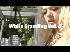 During The Time That Standing Vol.4 - Female Masturbation Compilation