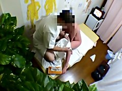 Hidden Camera In Clinic Massage Room