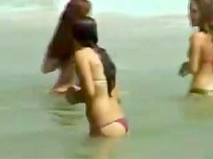 Tanga Belt String Brazil Beach Gals