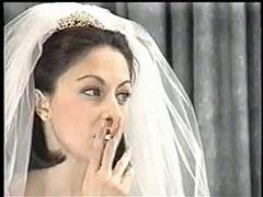 la mariée est une salope