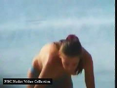 Two amazing nudist voyeur chicks
