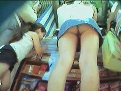 Hot ass amateur teen chicks upskirt vid