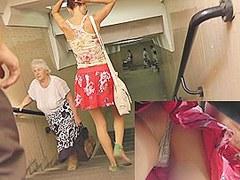 Astonishing lace panty up petticoat of hawt legal age teenager
