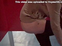 Change Room Voyeur Video N 129