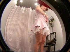 Change Room Voyeur Video N 153