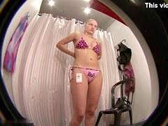 Change Room Voyeur Video N 156