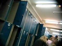 Change Room Voyeur Video N 687