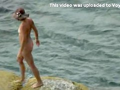 Sex on the Beach. Voyeur Video 138
