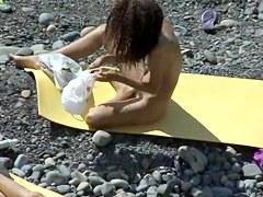 Sex on the Beach. Voyeur Video 150
