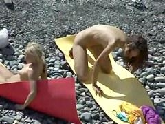 Sex on the Beach. Voyeur Video 156