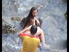 Sex on the Beach. Voyeur Video 18