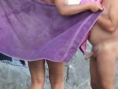 Sex on the Beach. Voyeur Video 232