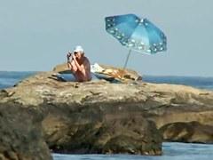 Sex on the Beach. Voyeur Video 259
