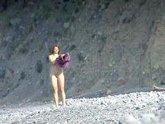Sex on the Beach. Voyeur Video 261