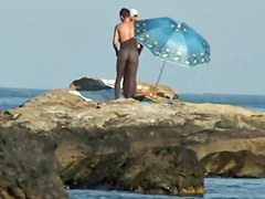Sex on the Beach. Voyeur Video 262