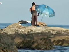 Sex on the Beach. Voyeur Video 262