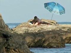 Sex on the Beach. Voyeur Video 271