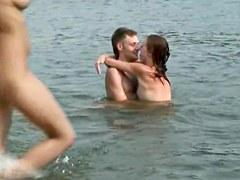 Sex on the Beach. Voyeur Video 30