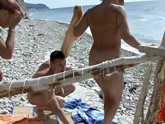 Beach Voyeur Video part 15 2