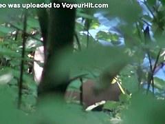 Girls Pissing voyeur video 1