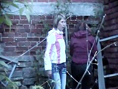 Girls Pissing voyeur video 3