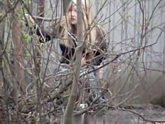 Girls Pissing voyeur video 20