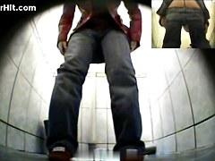 Girls Pissing voyeur video 29