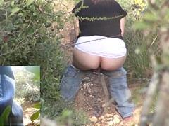 Girls Pissing voyeur video 51