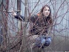 Girls Pissing voyeur video 52