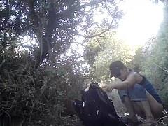 Girls Pissing voyeur video 75