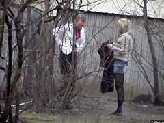 Girls Pissing voyeur video 80