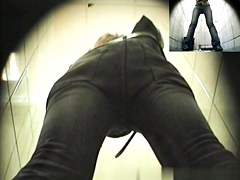Girls Pissing voyeur video 87