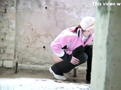 Girls Pissing voyeur video 91