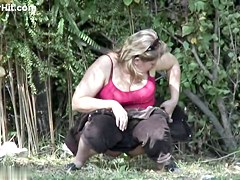 Girls Pissing voyeur video 103