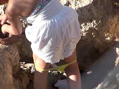 Girls Pissing voyeur video 106