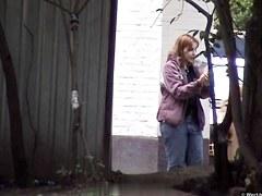 Girls Pissing voyeur video 107
