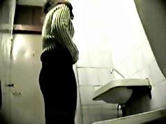 Girls Pissing voyeur video 109