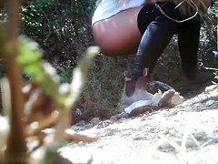 Girls Pissing voyeur video 113