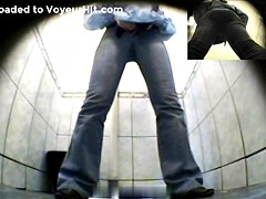 Girls Pissing voyeur video 132