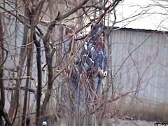 Girls Pissing voyeur video 136
