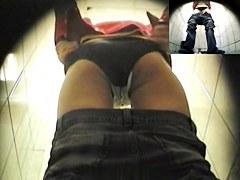 Girls Pissing voyeur video 139
