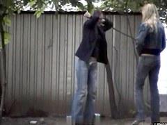 Girls Pissing voyeur video 142